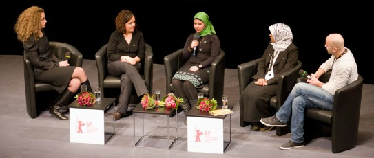 Feb 16, 2012Kismet El Sayed, Nora Younis, Shimaa Adel Atya Hafez, Samah Abdelaty Ahmed Khalil, Alaa Karkouti  The two producers and two of the protagonists at the talk with the film journalist. Berlinale Special – Althawra ... Khabar | Reporting ... A Revolution | Bericht ... einer Revolution