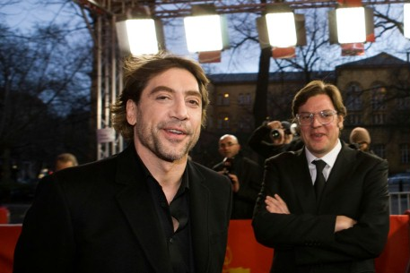 Feb 16, 2012Javier Bardem, Álvaro Longoria  The actor, who is one of the producers, presented the film together with the director at Haus der Berliner Festspiele. Berlinale Special – Hijos de las nubes, la última colonia | Sons Of The Clouds, The Last Colony