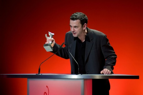 Feb 18, 2012Christian Petzold  The proud winner. Competition – Barbara – Closing Gala – Silver Bear