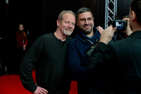 Feb 11, 2013Peter Mullan  Close to the actor. Berlinale Special – Top of the Lake