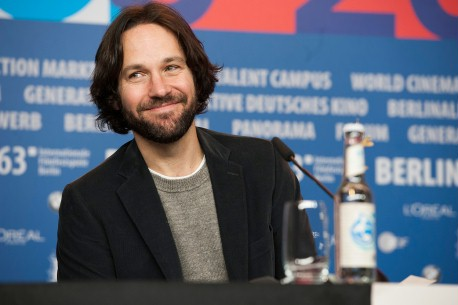 Feb 13, 2013Paul Rudd  The leading actor in good mood at the Press Conference.  Competition – Prince Avalanche