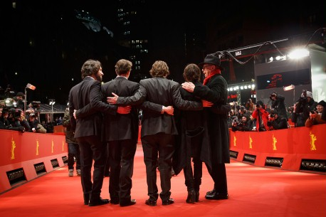 Feb 13, 2013On the Red Carpet   Competition – Prince Avalanche – Festival Impressions