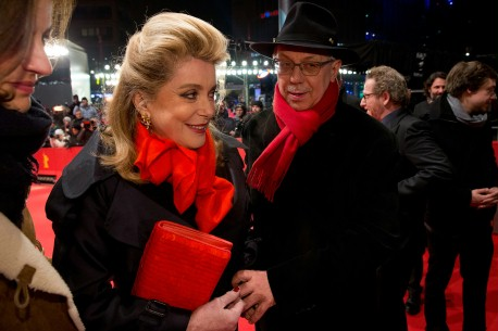 Feb 15, 2013Catherine Deneuve, Dieter Kosslick  The Festival Director welcomes the actress on the Red Carpet. Competition – Elle s'en va | On my Way