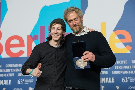 Feb 16, 2013Jakob Bieber, Stefan Kriekhaus  The leading actor and the director of the award winning short film.  Berlinale Shorts – die ruhe bleibt | remains quiet – Silver Bear