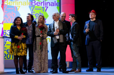 Feb 16, 2013Winners  Pauline Phayvanh Phoumindr, Kim Mordaunt and Sylvia Wilczynski (The Rocket), Kamboziya Partovi (Pardé), Oren Moverman (Jury Best First Feature Award), David Gordon Green (Prince Avalanche) and Rosa von Praunheim with his Berlinale Camera.  Competition – Prince Avalanche – Closing Gala – Silver Bear