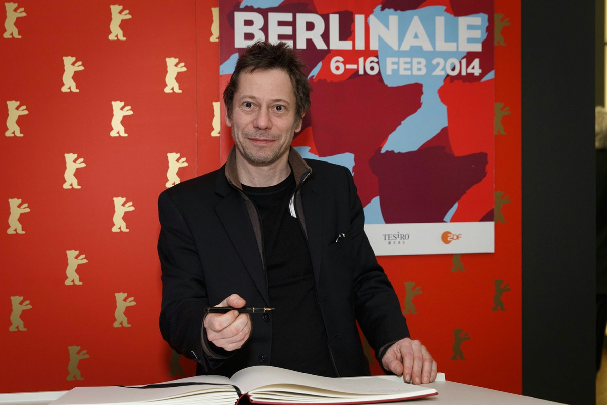 Mathieu Amalric   The leading actor of the film.     Panorama  –   Arrête ou je continue  | If You Don't, I Will     Feb 10, 2014