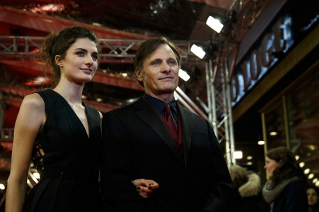 Feb 11, 2014Daisy Bevan, Viggo Mortensen  The actors at the premiere. Berlinale Special – The Two Faces of January | Die zwei Gesichter des Januars