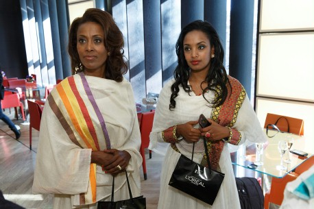 Feb 13, 2014Meaza Ashenafi, Meron Getnet  Meron Getnet plays Meaza Ashenafi in the film. Panorama – Difret