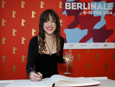 Feb 13, 2014Lorelei Linklater  The actress in the Berlinale VIP Club. Competition – Boyhood