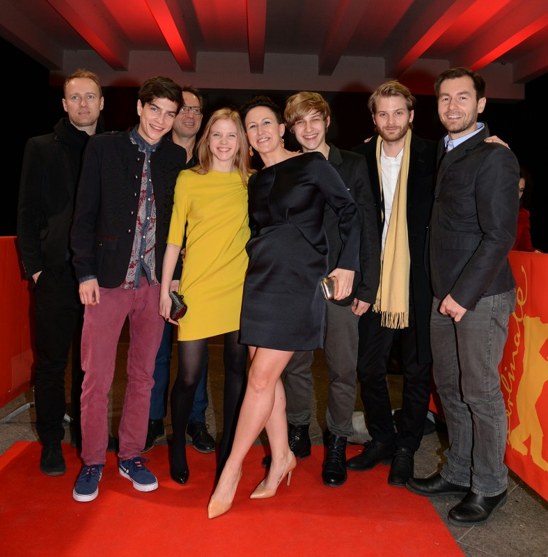 Group photo   The crew of the Polish-Danish film.     Generation  –   Obietnica  | The Word     Feb 13, 2014