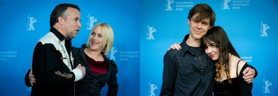 Feb 13, 2014Richard Linklater, Patricia Arquette, Ellar Coltrane, Lorelei Linklater  At the Photo Call. Competition – Boyhood