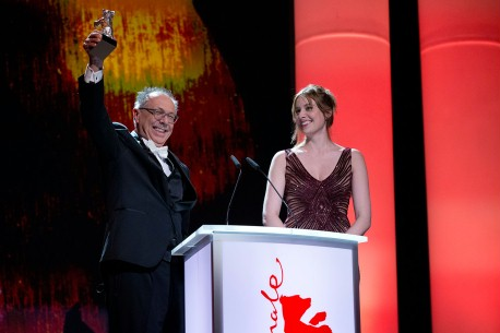 Feb 15, 2014Dieter Kosslick, Greta Gerwig  The Festival Director and the member of the International Jury, who read out an acknowledgment on behalf of Wes Anderson. His film was awarded the Silver Bear Grand Jury Prize.  Competition – The Grand Budapest Hotel | Grand Budapest Hotel – Silver Bear