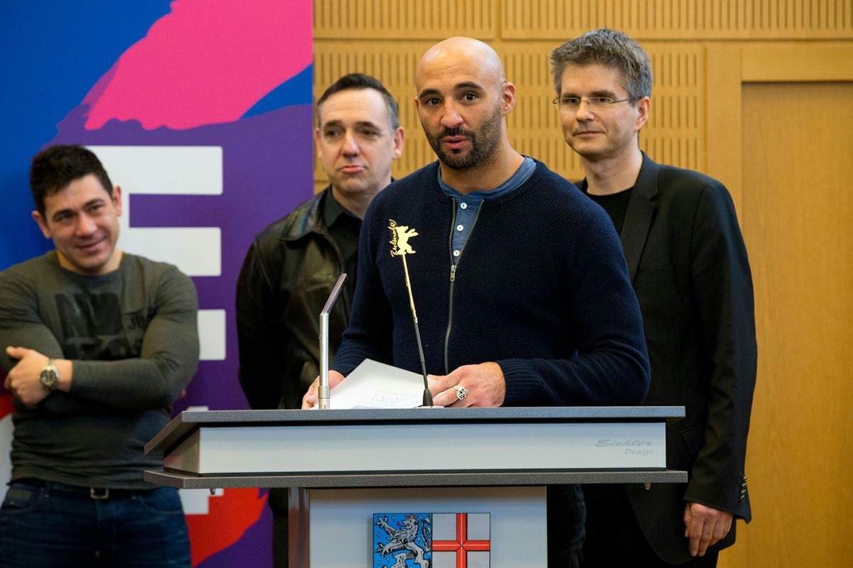 Director Yann Demange   Prize of the Ecumenical Jury     Competition  –   '71   – Prizes of the Independent Juries    Feb 15, 2014