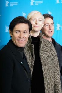 Feb 6, 2014Willem Dafoe, Tilda Swinton, Edward Norton   The actors at the Photo Call. Competition – The Grand Budapest Hotel | Grand Budapest Hotel