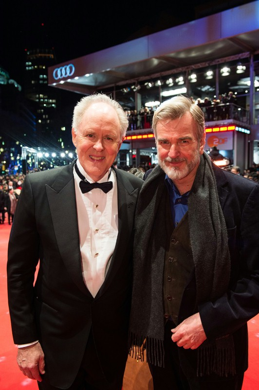 John Lithgow, Wieland Speck   The actor and the section head of  Panorama .     Competition  –   The Grand Budapest Hotel  | Grand Budapest Hotel  – Opening Gala    Feb 6, 2014
