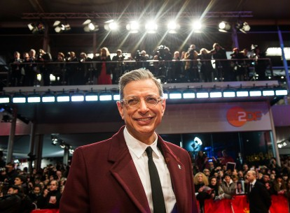 Feb 6, 2014Jeff Goldblum  The actor at opening night. Competition – The Grand Budapest Hotel | Grand Budapest Hotel – Opening Gala