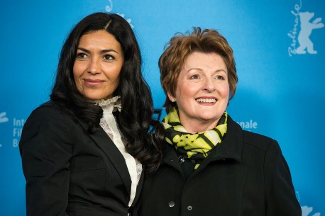 Feb 7, 2014Dolores Héredia, Brenda Blethyn  The two leading actresses of the film.  Competition – La voie de l'ennemi | Two Men in Town