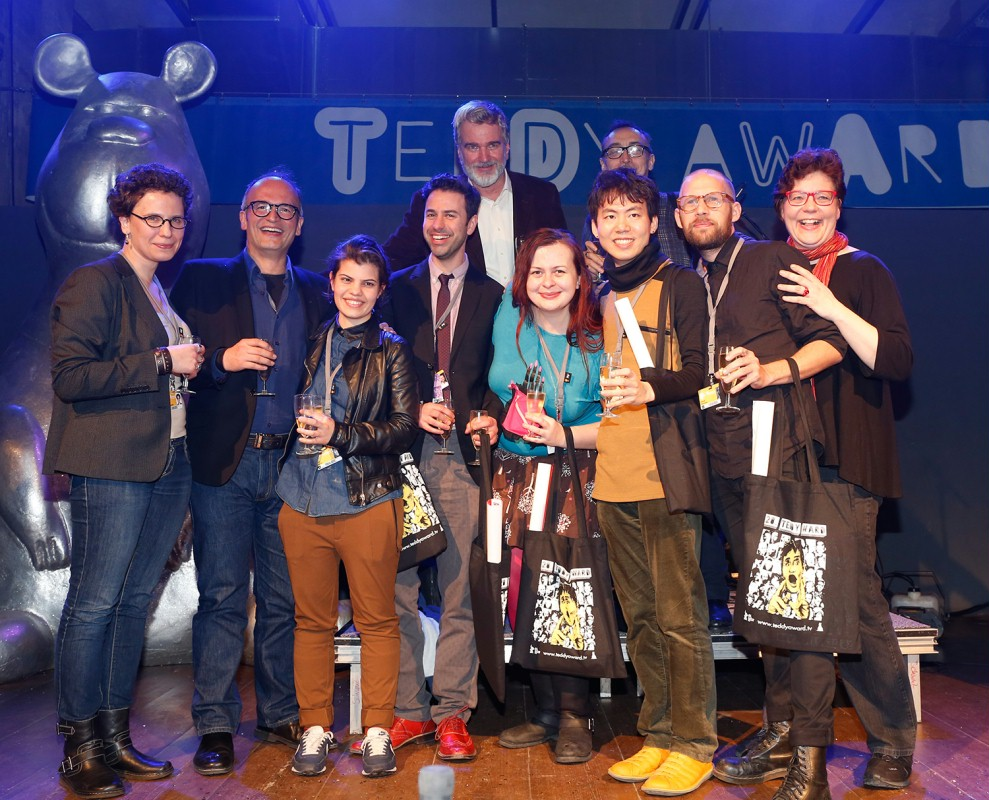 Wieland Speck, TEDDY AWARD Jury   The section head with the jury 2014.     Panorama  – Teddy Award    Feb 7, 2014