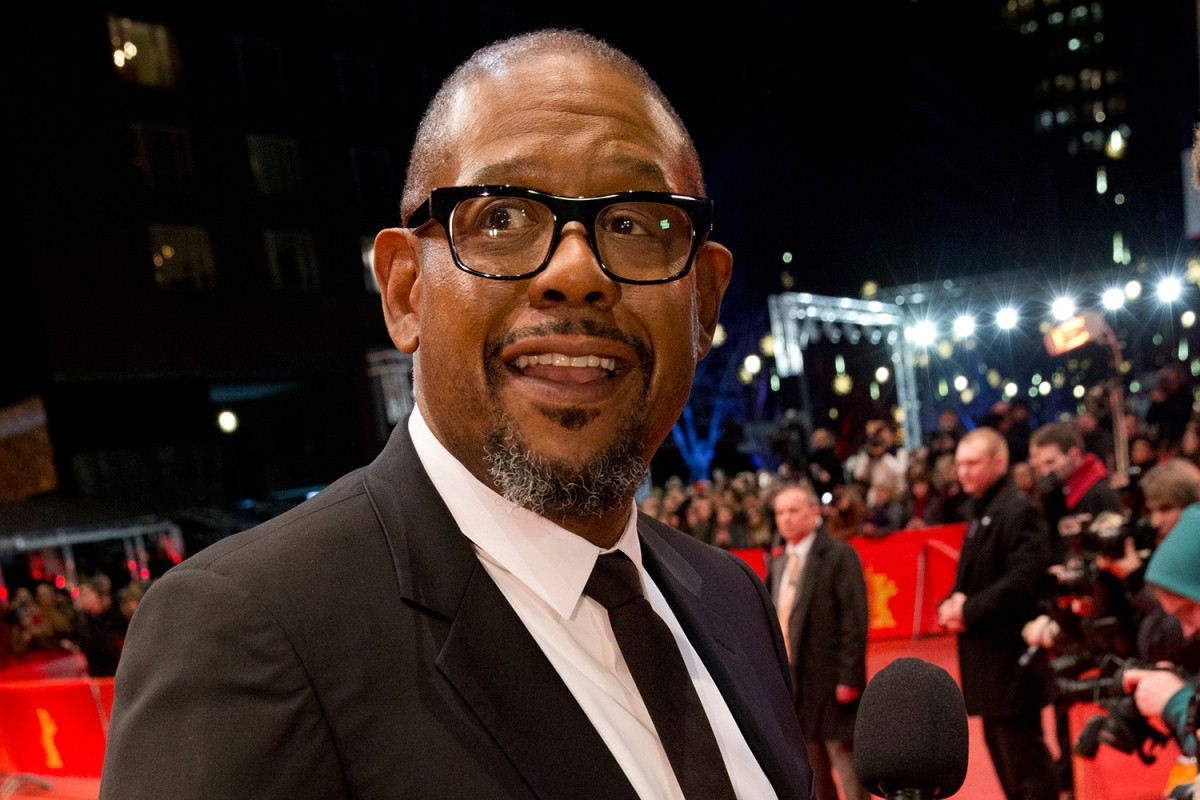 Forest Whitaker   The main actor on the Red Carpet.     Competition  –   La voie de l'ennemi  | Two Men in Town     Feb 7, 2014