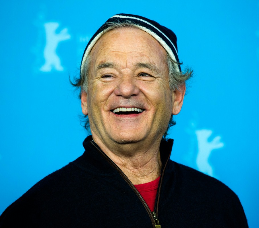 Bill Murray   The actor cheerfully at the Photo Call.     Competition  –   The Monuments Men  | Monuments Men – Ungewöhnliche Helden     Feb 8, 2014