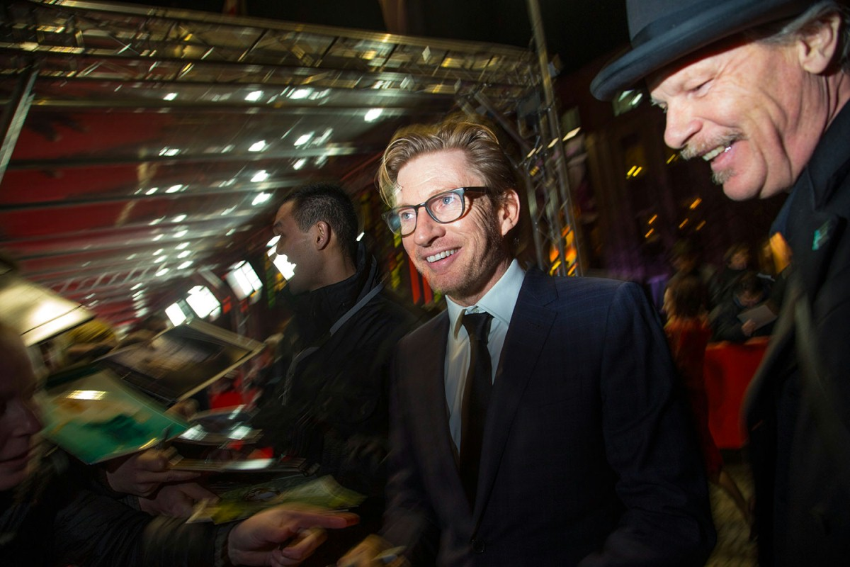 David Wenham   The director presented  Commission  as part of the compilation-film.     Berlinale Special  –   The Turning      Feb 9, 2014