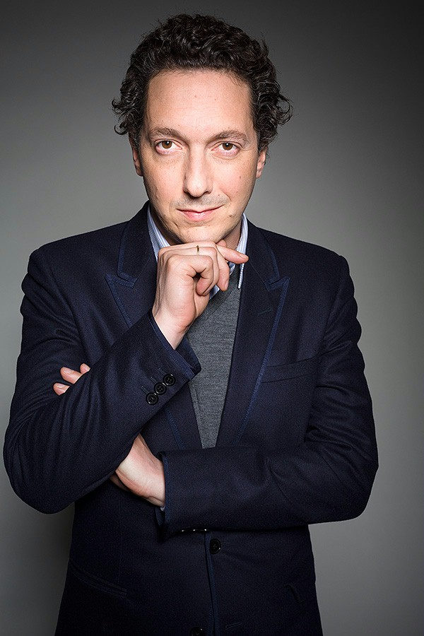 Guillaume Gallienne    Panorama       Yves Saint Laurent     Date: Feb 07, 2014 - Time: 14:56:18 © Gerhard Kassner / Berlinale