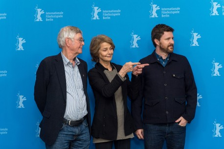 Feb 6, 2015Tom Courtenay, Charlotte Rampling, Andrew Haigh  This way please: The two leading actors and the director of the film.  Competition – 45 Years