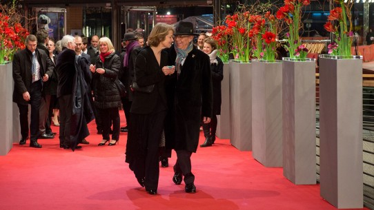 Feb 6, 2015Charlotte Rampling, Dieter Kosslick  Close friends: The actress was President of the International Jury in 2006. Competition – 45 Years