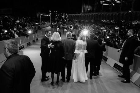 Feb 6, 2015Cast  In front of the Berlinale Palast. Competition – Queen of the Desert