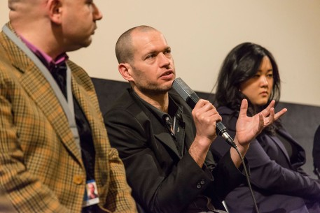 Feb 9, 2015Nadav Lapid  The director during the Q&A after the screening.  Berlinale Shorts – Lama? | Why? | Warum?