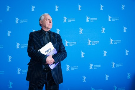 Feb 11, 2015Peter Greenaway  The director at the Photo Call.  Competition – Eisenstein in Guanajuato
