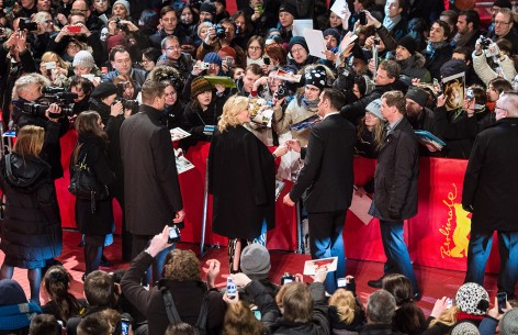 Feb 13, 2015Cate Blanchett  The actress arriving at the Berlinale Palast. Competition – Cinderella