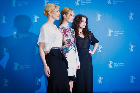 Feb 13, 2015Cate Blanchett, Lily James, Helena Bonham Carter  The actresses at the Photo Call. Competition – Cinderella
