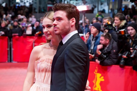 Feb 13, 2015Lily James, Richard Madden  The actors on the Red Carpet. Competition – Cinderella