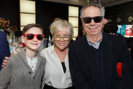 Feb 12, 2016Jaeden Lieberher, Sarah Green, Dieter Kosslick  Full perspective at the Berlinale VIP Club. Competition – Midnight Special