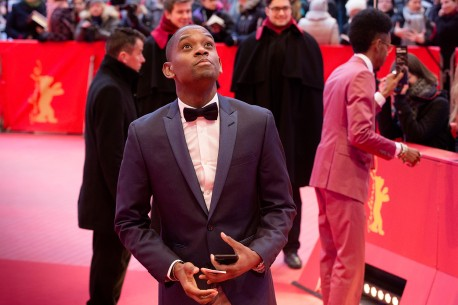 Feb 16, 2016Aml Ameen  The actor on the way into the Berlinale Palast. Competition – Soy Nero