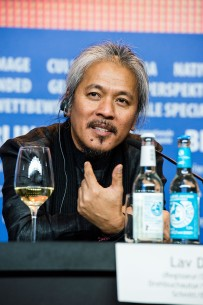 18.2.2016Lav Diaz  Der philippinische Regisseur bei der Pressekonferenz.  Wettbewerb – Hele Sa Hiwagang Hapis | A Lullaby to the Sorrowful Mystery