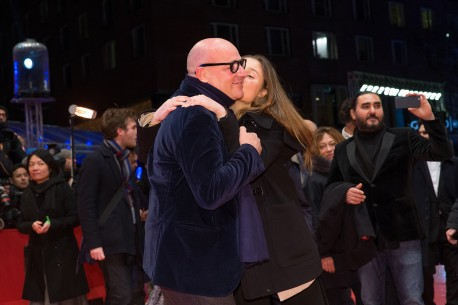 Feb 20, 2016Gianfranco Rosi  The director on the Red Carpet. Competition – Fuocoammare | Fire at Sea – Closing Gala