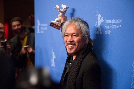 20.2.2016Lav Diaz  Der Regisseur beim Photo-Call. Wettbewerb – Hele Sa Hiwagang Hapis | A Lullaby to the Sorrowful Mystery – Silberner Bär Alfred-Bauer-Preis