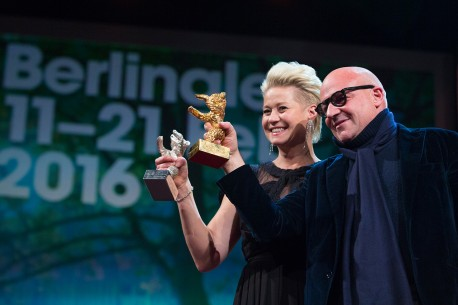 Feb 20, 2016Trine Dyrholm, Gianfranco Rosi   The actress, who was awarded the Silver Bear for Best Actress for playing the role of Anna in Thomas Vinterberg's Kollektivet and the director of the winning film Fuocoammare. Competition – Fuocoammare | Fire at Sea – Golden Bear
