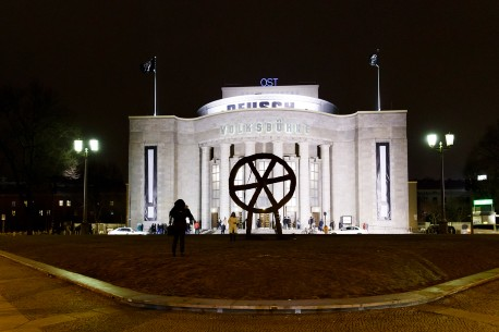 Feb 11, 2017Hanna Schygulla, Irm Hermann  The screening of the restored version took place in the theater at Rosa-Luxemburg-Platz. Berlinale Special – Acht Stunden sind kein Tag | Eight Hours Don't Make a Day