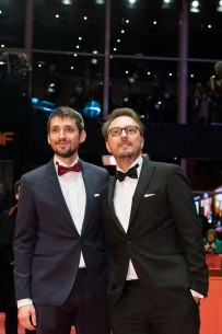 Feb 17, 2017Mircea Postelnicu, Călin Peter Netzer  The main actor and the director on the Red Carpet. Competition – Ana, mon amour