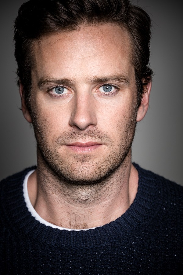 Armie Hammer    Competition       Final Portrait     Date: Feb 11, 2017 - Time: 13:51:33 © Gerhard Kassner / Berlinale