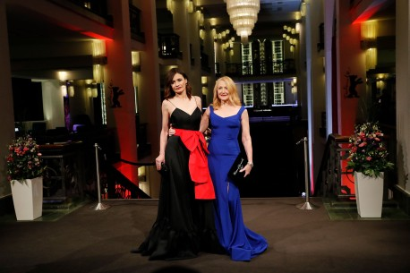 Feb 16, 2018Emily Mortimer, Patricia Clarkson  The two leading actresses before the premiere. Berlinale Special – The Bookshop | Der Buchladen der Florence Green – Friedrichstadt-Palast