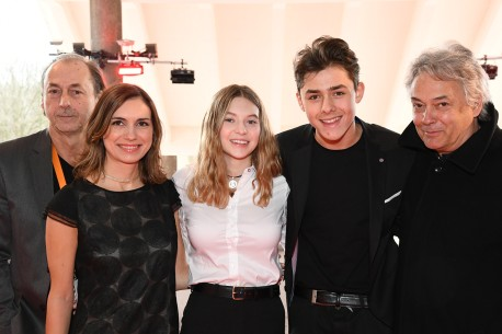 Feb 18, 2018Luc Picard, Stéphanie Pages, Milya Corbeil-Gauvreau, Henri Picard, Luc Châtelain  The film team in the Haus der Kulturen der Welt. Generation – Les rois mongols | Cross My Heart | Hand auf's Herz