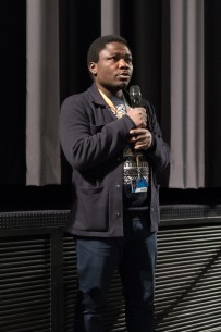 Feb 18, 2018Dieudo Hamadi  The director at the premiere. Panorama – Kinshasa Makambo