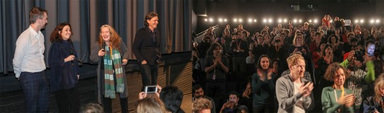 Feb 21, 2018Maria Augusta Ramos  Standing ovations for the director. Panorama – O processo | The Trial