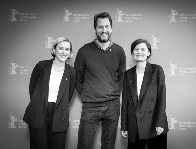 Feb 21, 2018Alba August, Henrik Rafaelsen, Pernille Fischer Christensen  The actors and the director at the Photo Call. Berlinale Special – Unga Astrid | Becoming Astrid