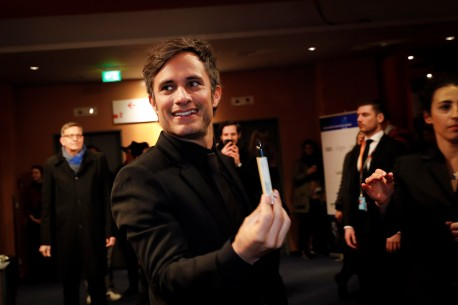 Feb 22, 2018Gael García Bernal  The actor in the Berlinale Palast. Competition – Museo | Museum