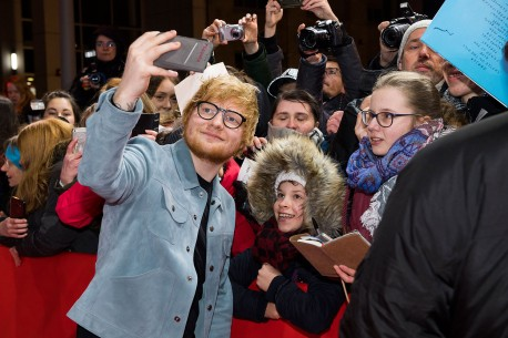 Feb 23, 2018Ed Sheeran  The musician with fans at the Red Carpet. Berlinale Special – Songwriter